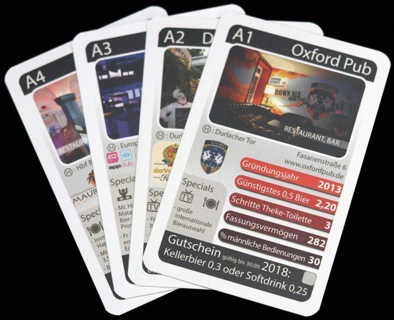 4 Karten